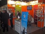 Platan and Infotel stand on expoTEL 2011